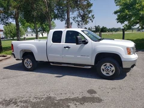 2013 GMC Sierra 2500HD for sale in Herrin, IL