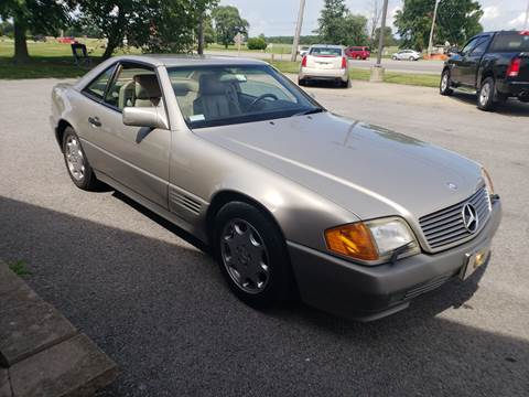 1992 Mercedes-Benz 500-Class for sale in Herrin, IL