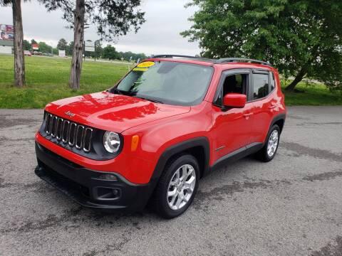 2015 Jeep Renegade Latitude for sale at Elite Auto Sales in Herrin IL