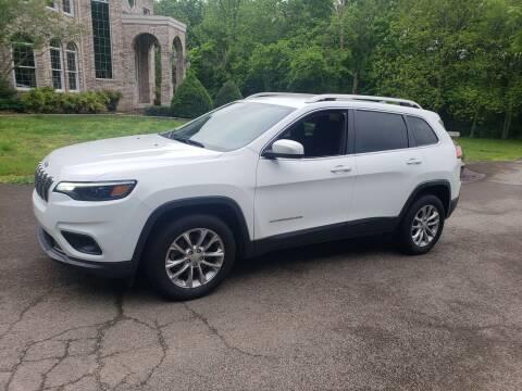 2019 Jeep Cherokee Latitude for sale at Elite Auto Sales in Herrin IL