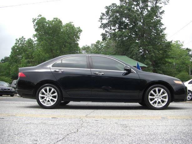 2007 Acura TSX 4dr Sedan 5A w/Navigation - Simpsonville SC