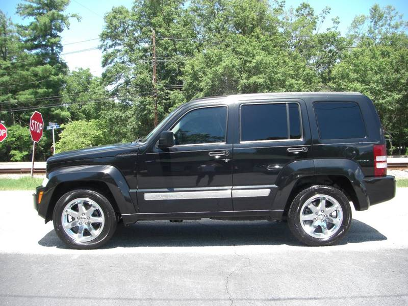 2008 Jeep Liberty 4x2 Limited 4dr SUV - Simpsonville SC
