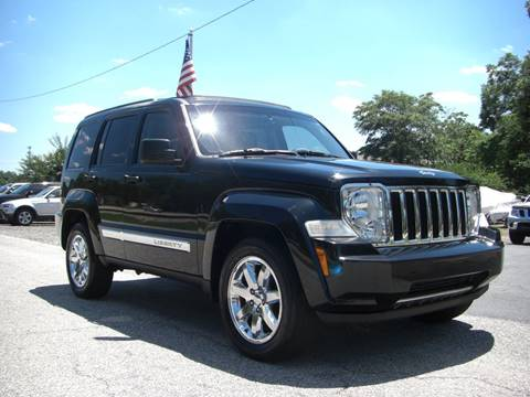 2008 Jeep Liberty for sale in Simpsonville, SC