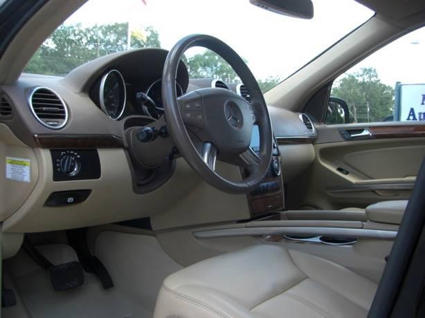2008 Mercedes-Benz GL-Class AWD GL 450 4MATIC 4dr SUV - Simpsonville SC
