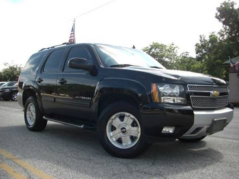 2013 Chevrolet Tahoe for sale in Simpsonville, SC