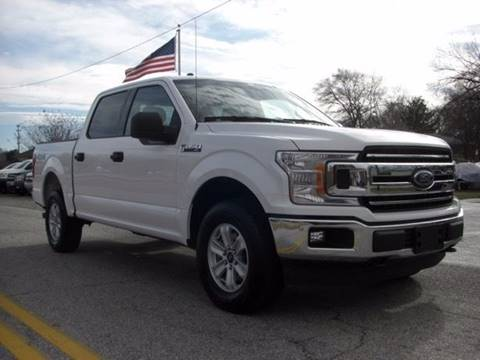 2018 Ford F-150 for sale in Simpsonville, SC
