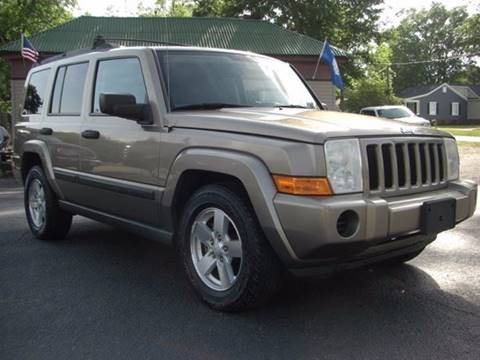 2006 Jeep Commander for sale in Simpsonville, SC