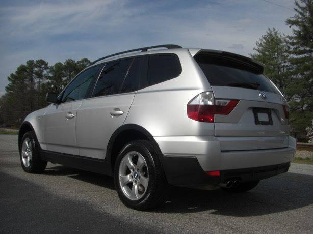 2007 BMW X3 AWD 3.0si 4dr SUV - Simpsonville SC