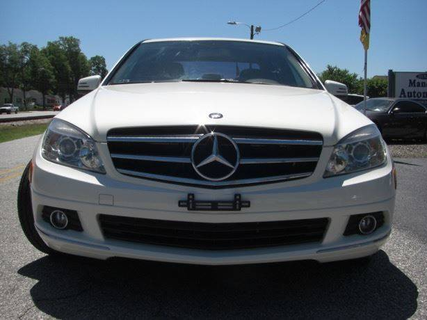 2010 Mercedes-Benz C-Class C 300 Luxury 4dr Sedan - Simpsonville SC
