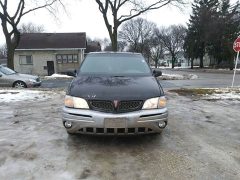 2002 Pontiac Montana for sale in Milwaukee, WI