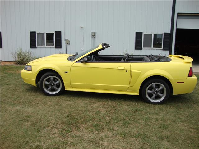 2001 Ford Mustang GT - Bancroft IA