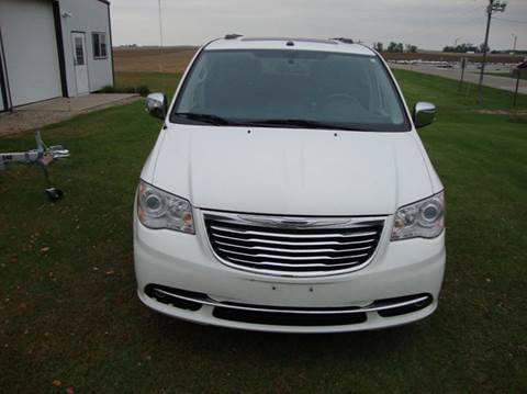 2011 Chrysler Town and Country for sale at Ditsworth Auto Sales in Bancroft IA