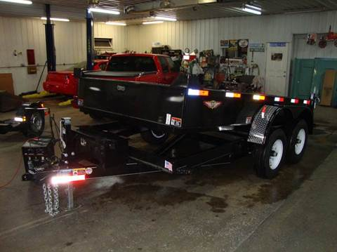 2019 H&H 76x12 for sale at Ditsworth Auto Sales in Bancroft IA
