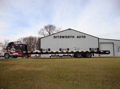 2018 H&H 101x35 for sale at Ditsworth Auto Sales in Bancroft IA