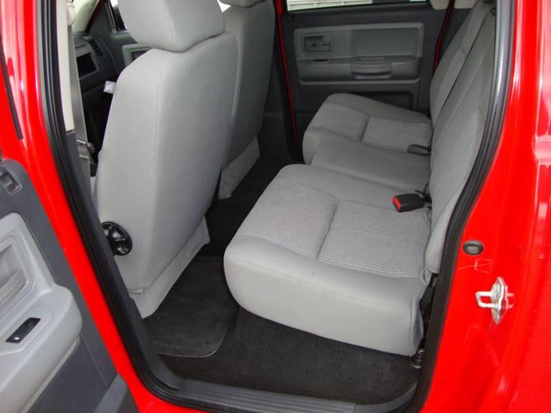 2008 Dodge Dakota SLT 4dr Crew Cab 4WD SB - Bancroft IA