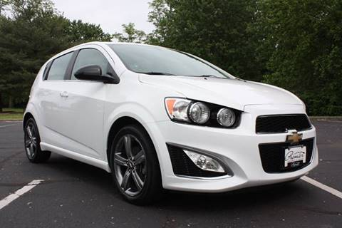 2014 Chevrolet Sonic for sale at Premier Automotive Group in Belleville NJ