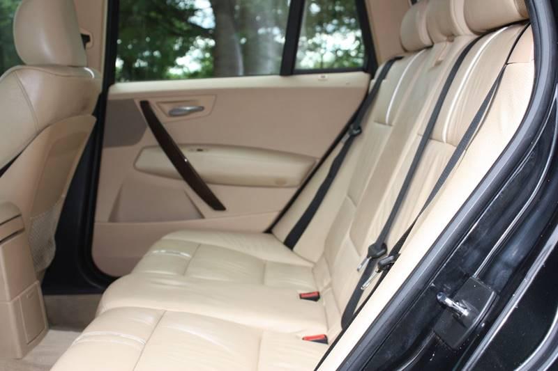2006 BMW X3 for sale at Premier Automotive Group in Belleville NJ