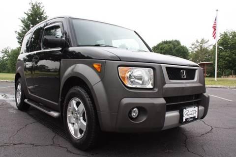 2004 Honda Element for sale at Premier Automotive Group in Belleville NJ