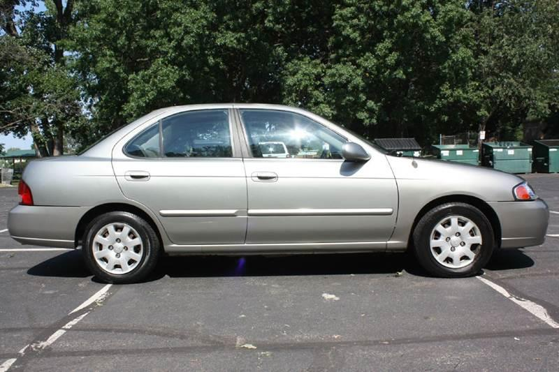 2002 Nissan Sentra for sale at Premier Automotive Group in Belleville NJ