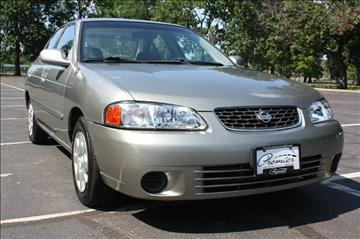 2002 Nissan Sentra for sale in Belleville, NJ