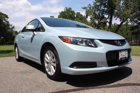 2012 Honda Civic for sale at Premier Automotive Group in Belleville NJ