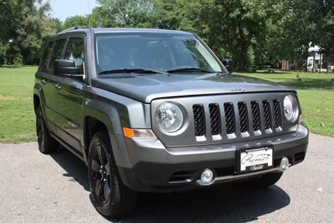 2013 Jeep Patriot for sale at Premier Automotive Group in Belleville NJ