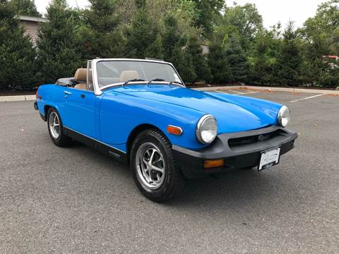 1979 MG Midget for sale in Belleville, NJ