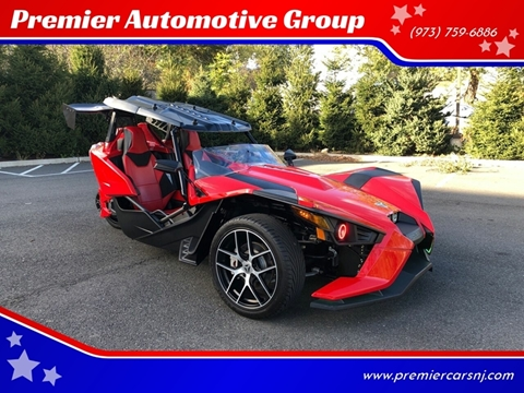 2016 Polaris Slingshot for sale in Belleville, NJ