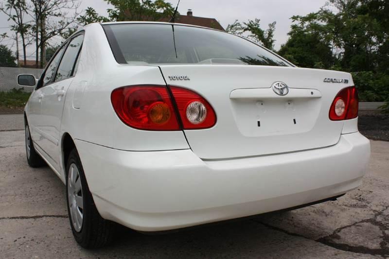 2003 Toyota Corolla for sale at Premier Automotive Group in Belleville NJ