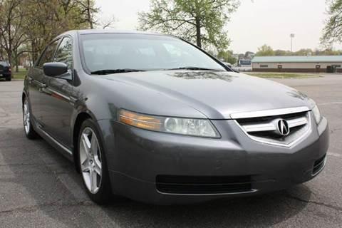 2004 Acura TL for sale at Premier Automotive Group in Belleville NJ
