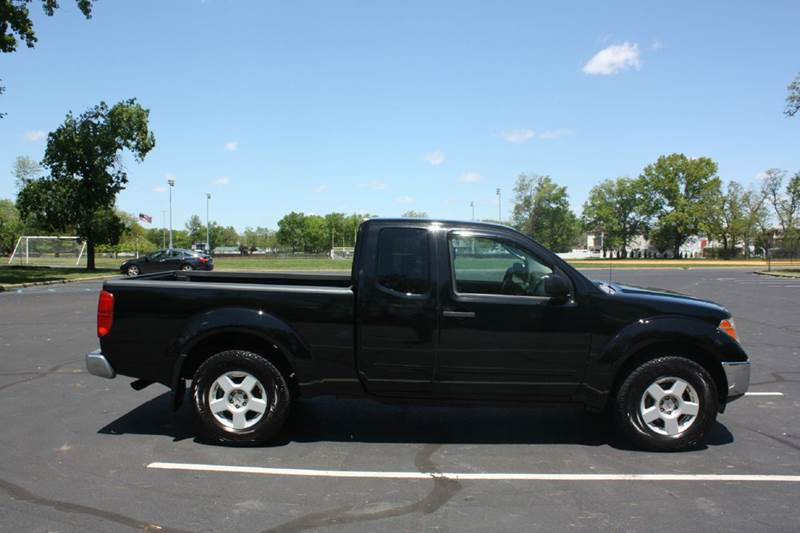 2006 Nissan Frontier for sale at Premier Automotive Group in Belleville NJ