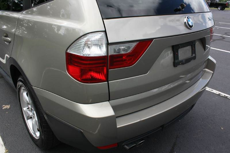 2008 BMW X3 for sale at Premier Automotive Group in Belleville NJ