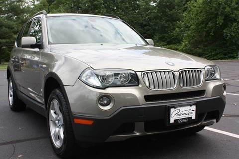 2008 BMW X3 for sale at Premier Automotive Group in Belleville NJ