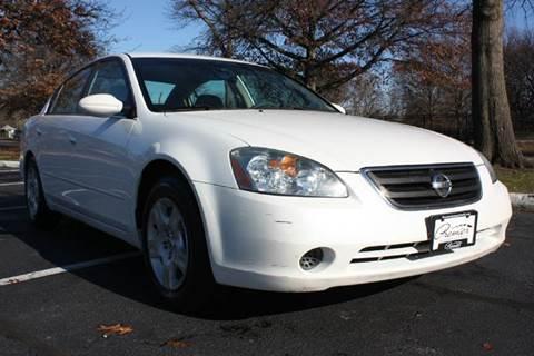 2002 Nissan Altima for sale at Premier Automotive Group in Belleville NJ