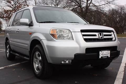 2007 Honda Pilot for sale at Premier Automotive Group in Belleville NJ