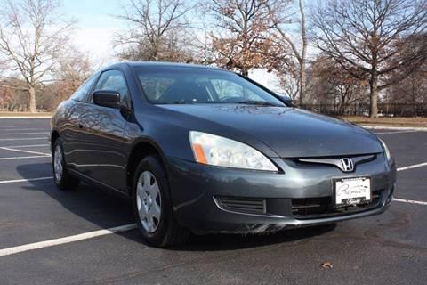 2005 Honda Accord for sale at Premier Automotive Group in Belleville NJ