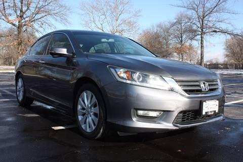 2013 Honda Accord for sale at Premier Automotive Group in Belleville NJ