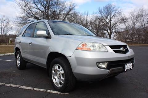 2002 Acura MDX for sale at Premier Automotive Group in Belleville NJ