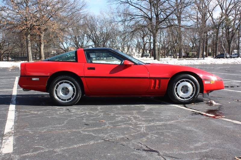 1986 Chevrolet Corvette for sale at Premier Automotive Group in Belleville NJ
