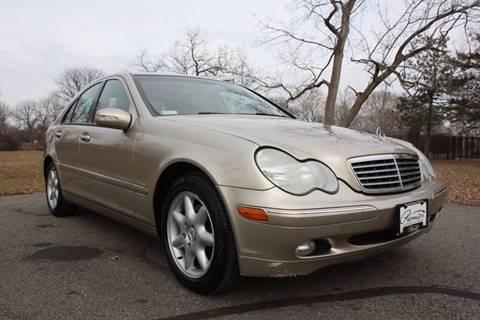 2004 Mercedes-Benz C-Class for sale at Premier Automotive Group in Belleville NJ