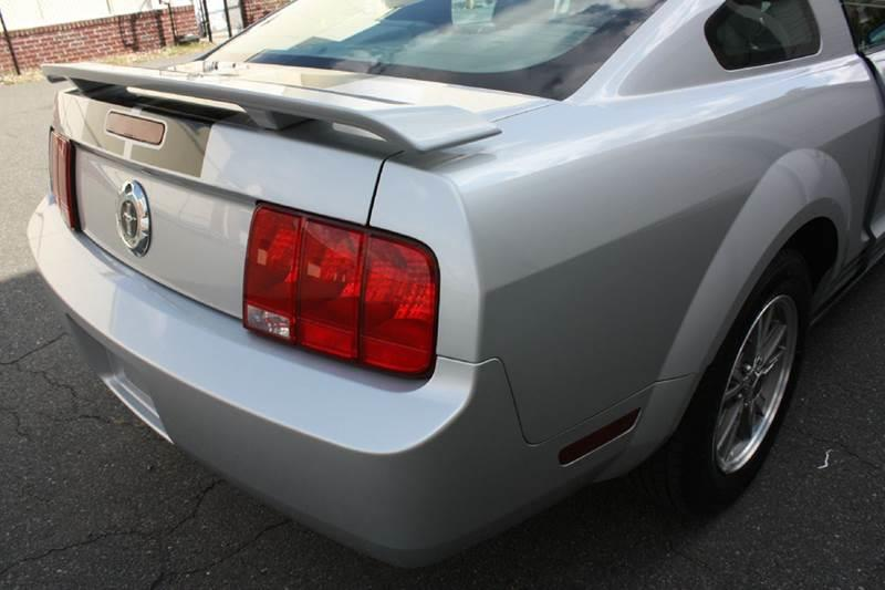 2005 Ford Mustang for sale at Premier Automotive Group in Belleville NJ