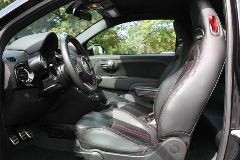 2013 FIAT 500c for sale at Premier Automotive Group in Belleville NJ