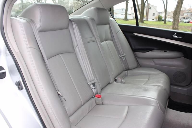 2007 Infiniti G35 for sale at Premier Automotive Group in Belleville NJ