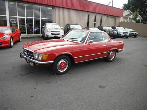 1972 Mercedes-Benz 450 SL for sale in Bristol, TN