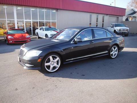 2013 Mercedes-Benz S-Class for sale at Affordable Automotive, LLC in Bristol TN
