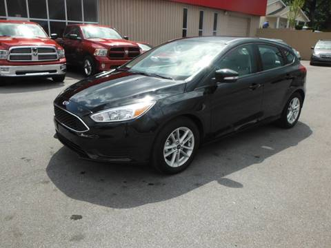 2017 Ford Focus for sale in Bristol, TN