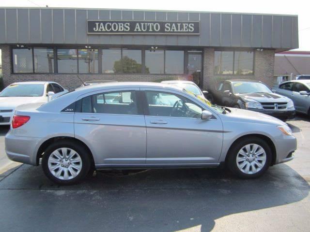 2014 Chrysler 200 LX 4dr Sedan - Nashville TN