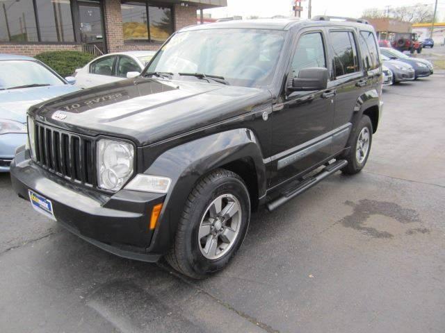 2008 Jeep Liberty 4x4 Sport 4dr SUV   Nashville TN