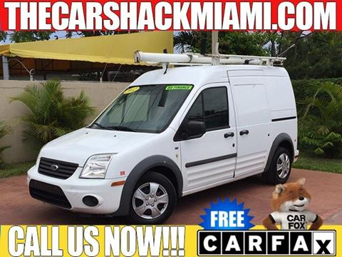 2012 Ford Transit Connect for sale in Hialeah, FL