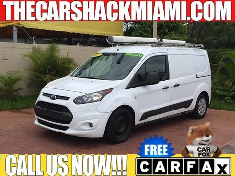 2015 Ford Transit Connect Cargo for sale in Hialeah, FL
